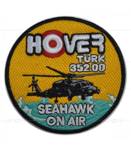 Hover Türk Patch