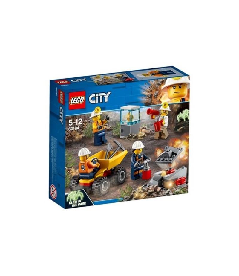 Lego City Mining M Team