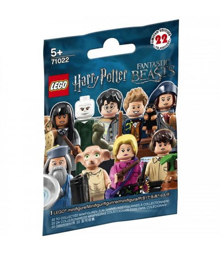 Lego Mini Figür Harry Potter