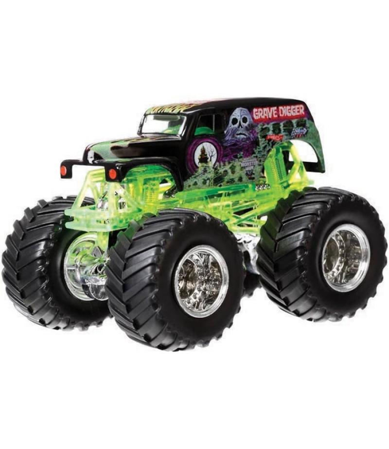 Hot Wheels Monster Jam Arabalar 1:64 21572 -12
