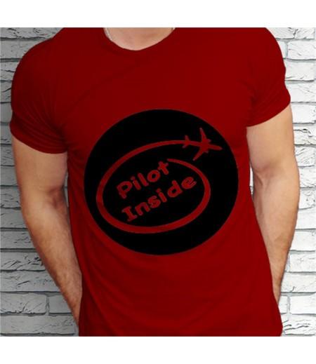 Pilot Inside V-Yaka Tshirt