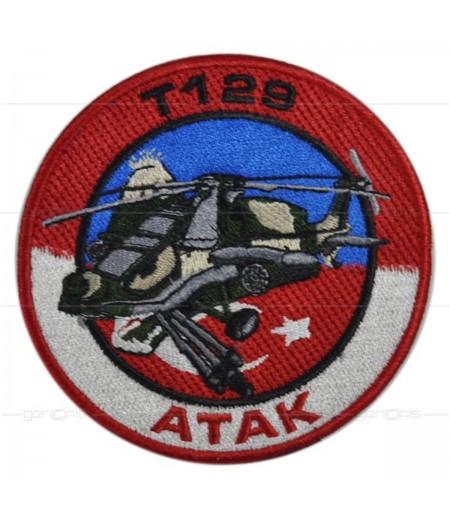 T129 Atak Patch