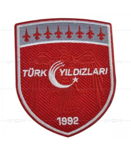 Türk Yıldızları Patch